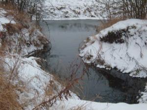 Frozen Stream 1