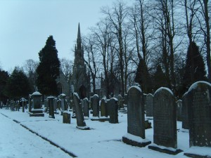 The Old Cemetery 3