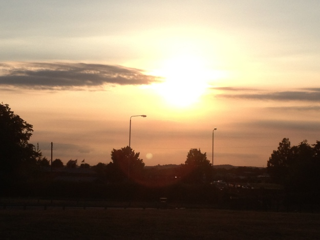 Evening - Goodbyes
