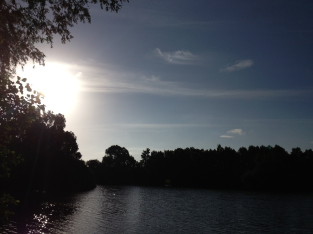 Across Morning Skies