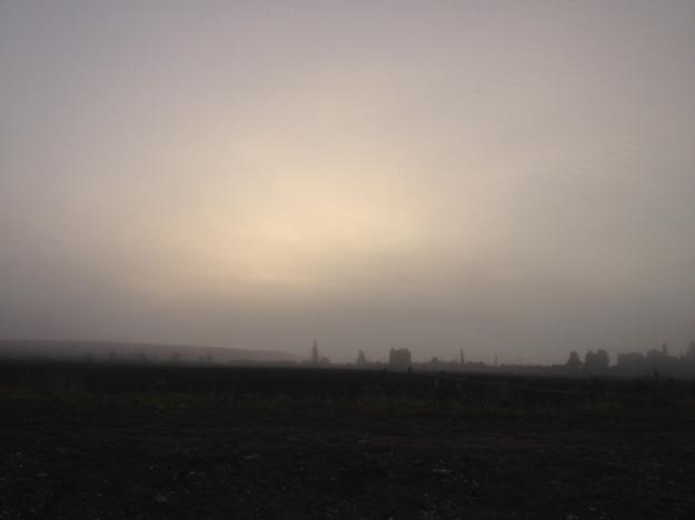 7.20am - Breaking Through
