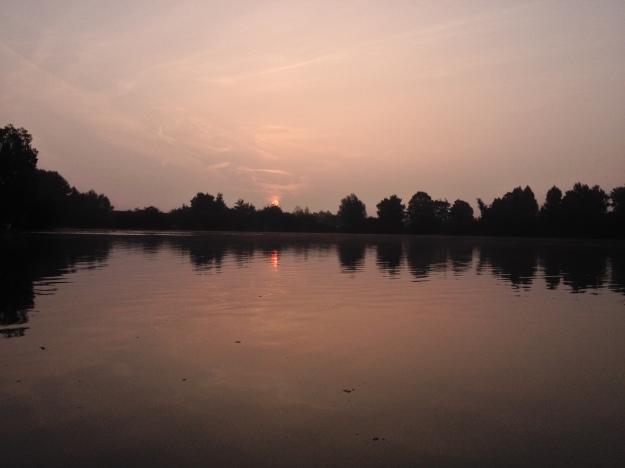 Reflecting Pastels