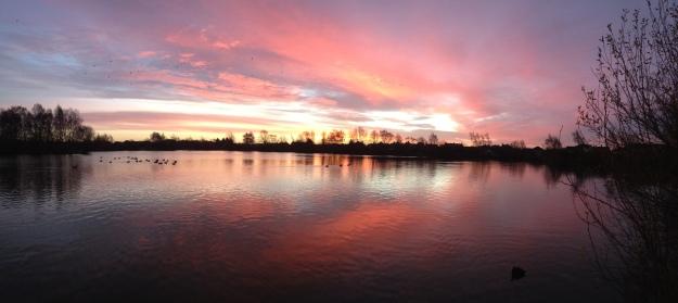 Across The Blue Lake