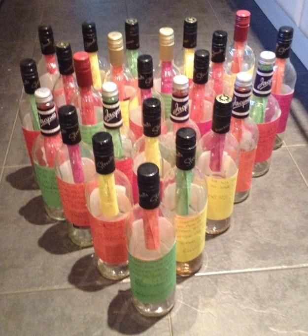 25 Bottles