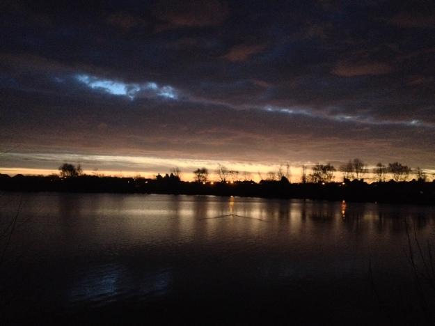Light Beyond The Dark Clouds