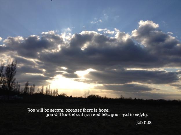 Job 11:18