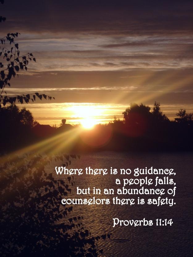 Proverbs 11:14