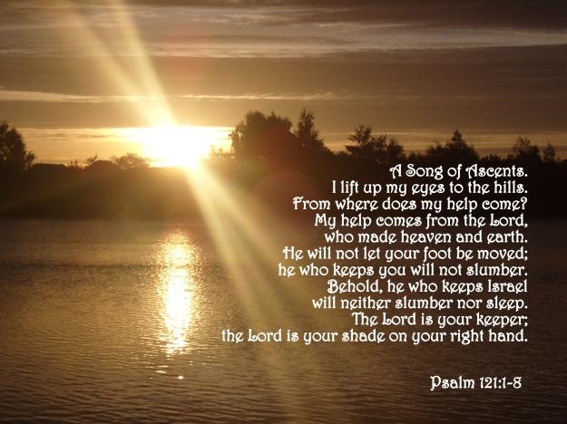 Psalm 121:1-8