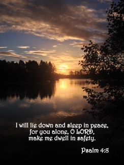 Image result for psalm 4