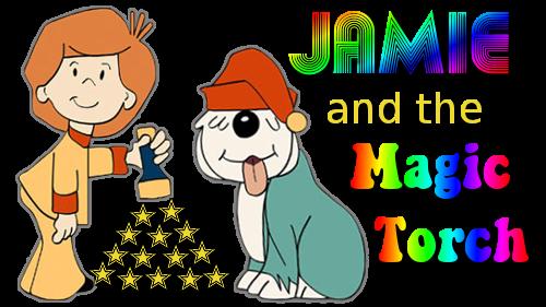 Jamie & The Magic Torch