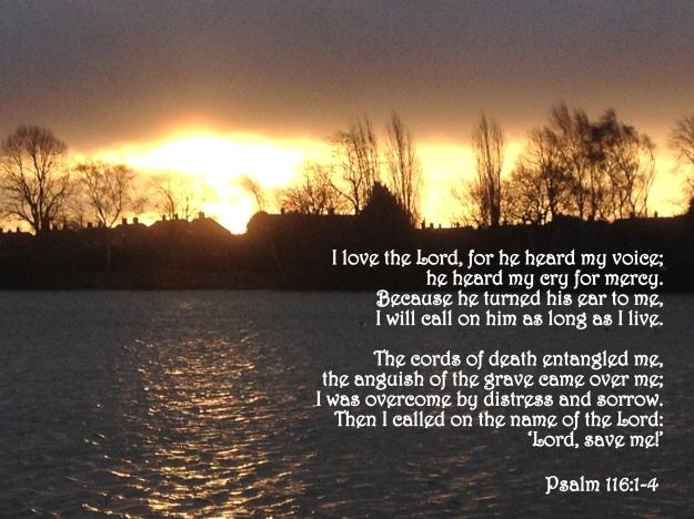 Psalm 116:1-4