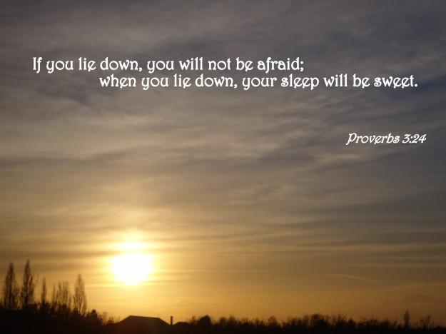 Proverbs 3:24