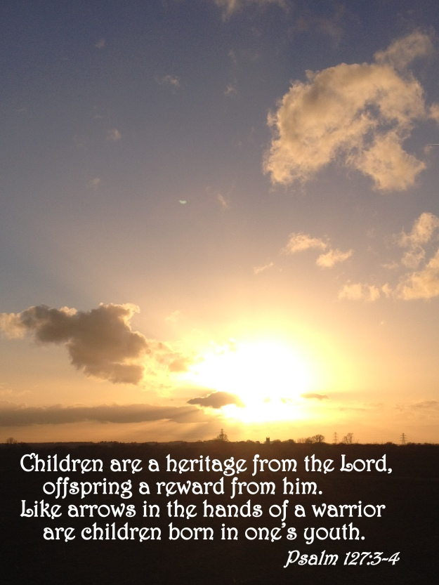 Psalm 127:3-4