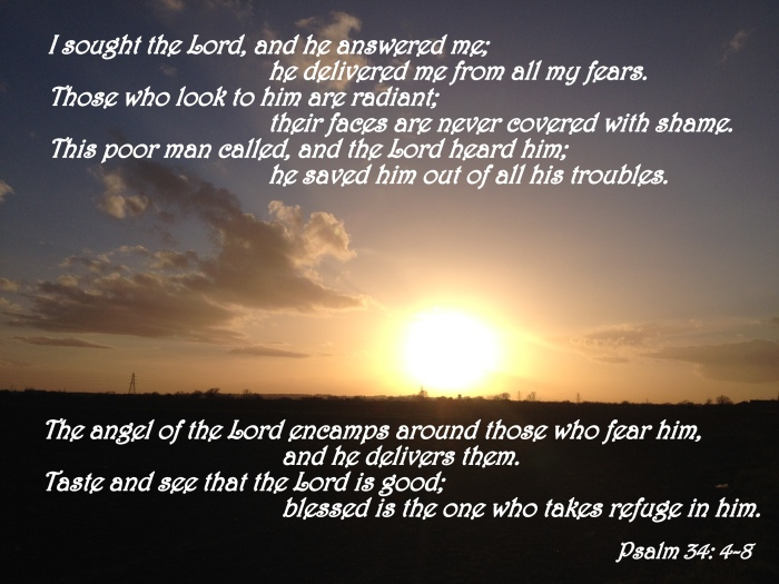 Image result for psalm 34:4