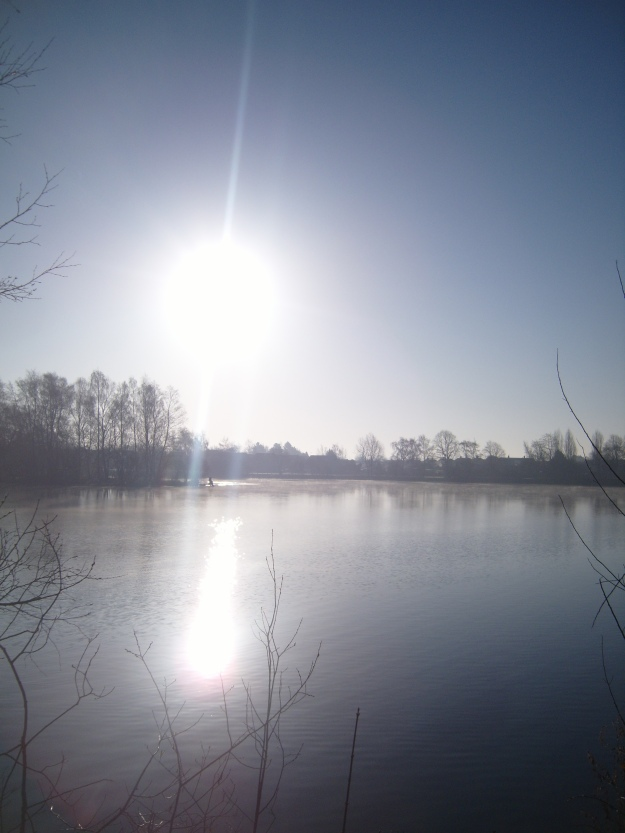 Fishing In The Frost