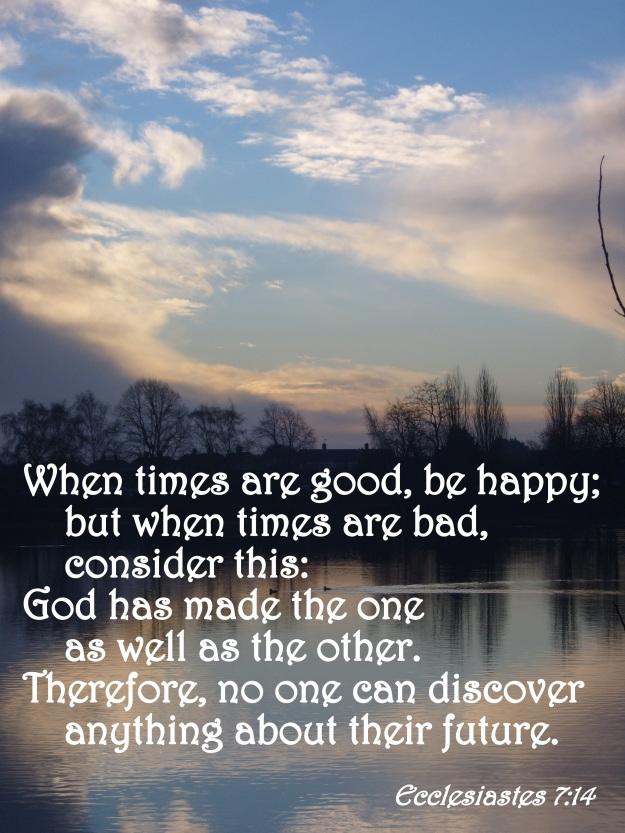 Ecclesiastes 7:14