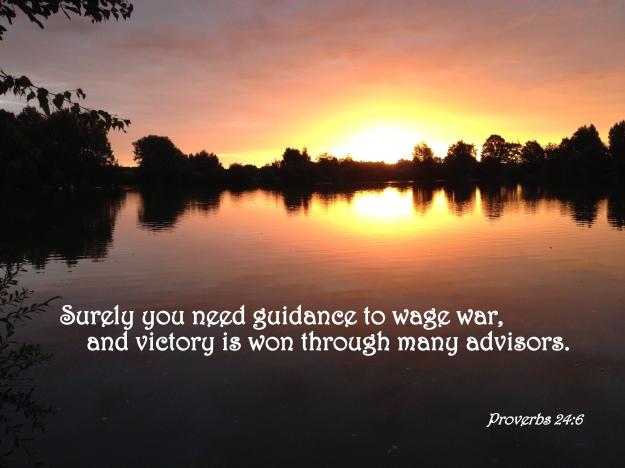 Proverbs 24:6