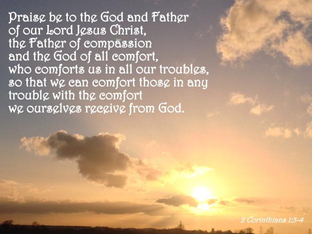 2 Corinthians 1:3-4