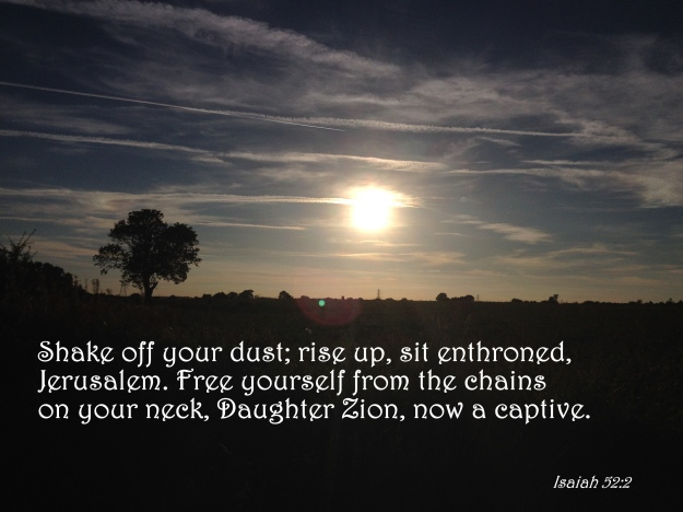 Isaiah 52:2