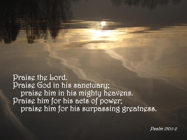Psalm 150:1-2