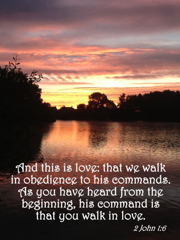 2 John 1:6