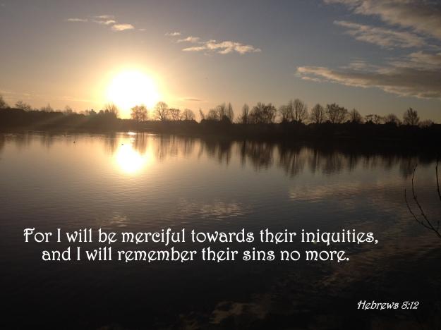 Hebrews 8:12