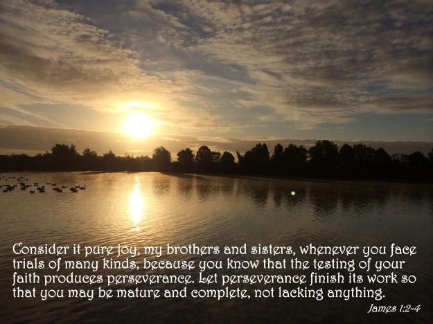 James 1:2-4