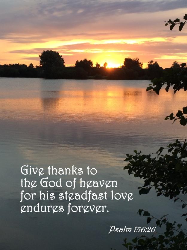 Psalm 136:26