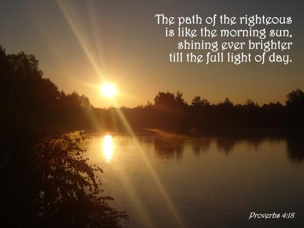Proverbs 4:18