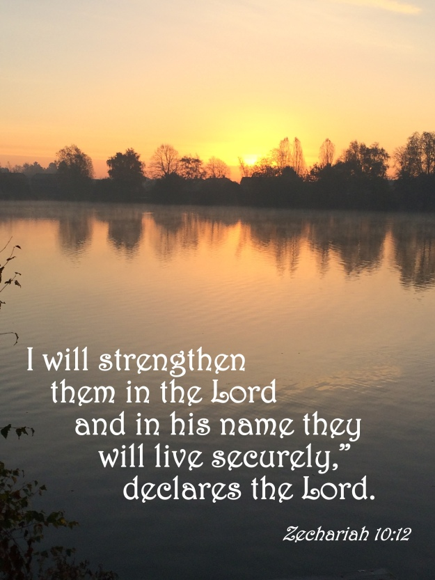 Zechariah 10:12