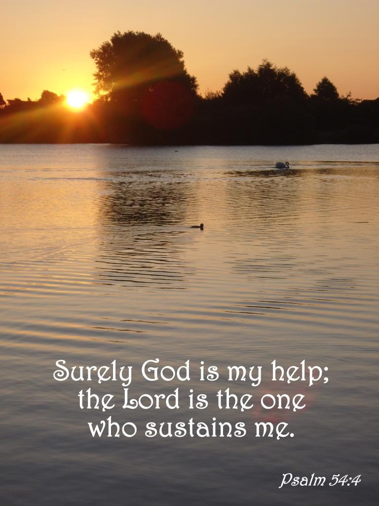 Psalm 54:4