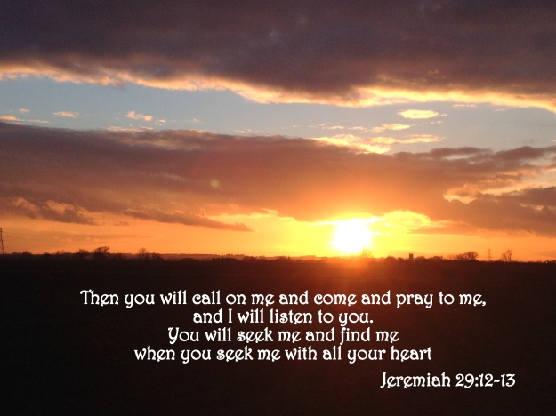Jeremiah 29:12-13
