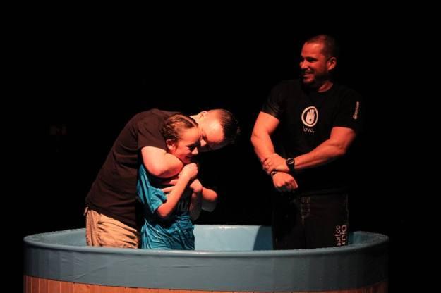 Eve - baptised