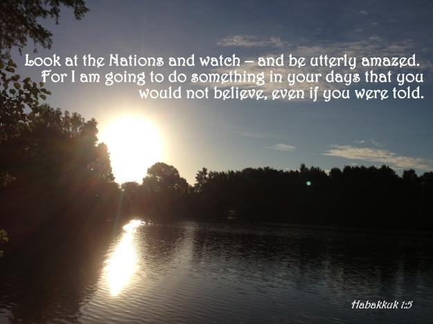 Habakkuk 1:5
