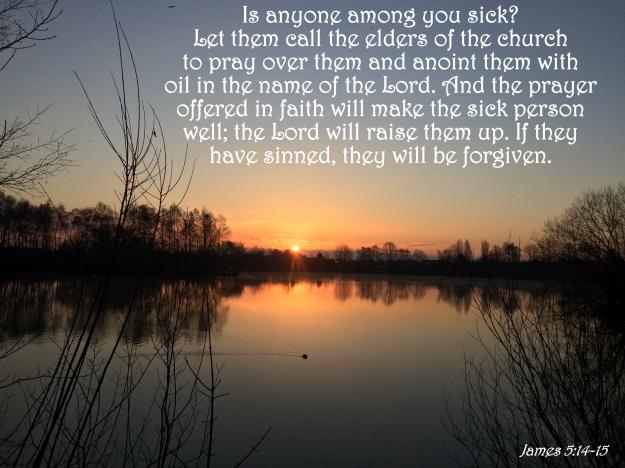 James 5:14-15