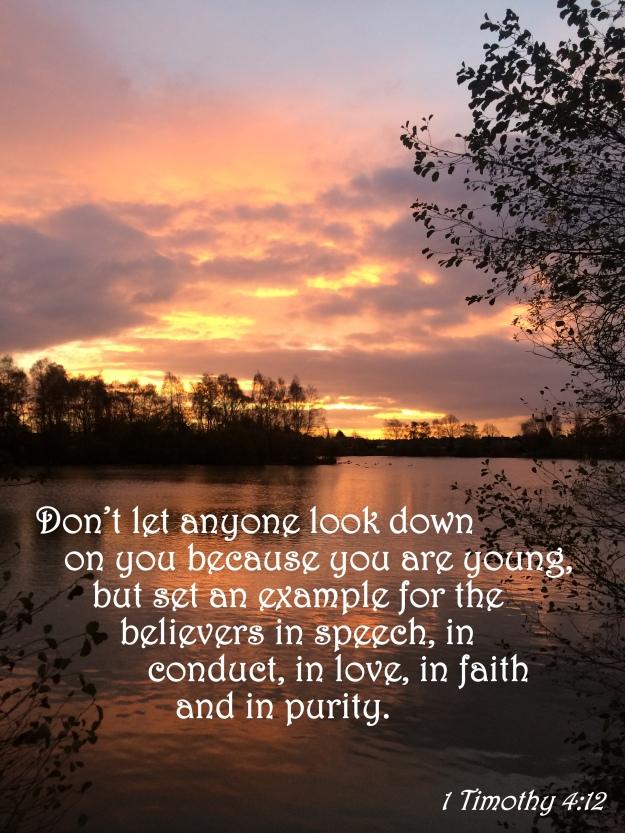 1 Timothy 4:12