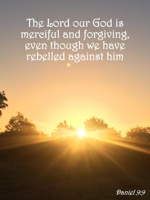 Daniel 9:9