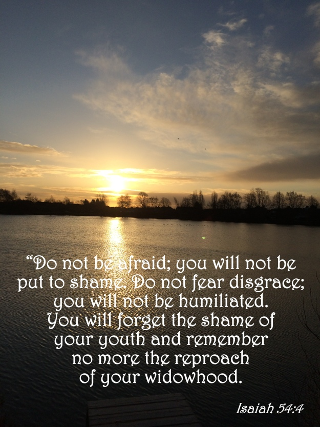 Isaiah 54:4