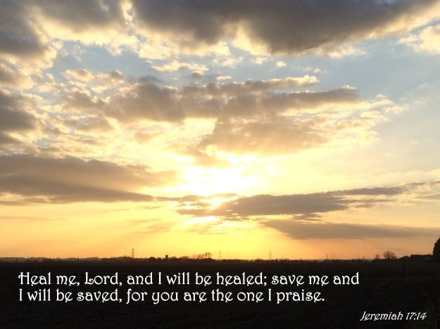 Jeremiah 17:14