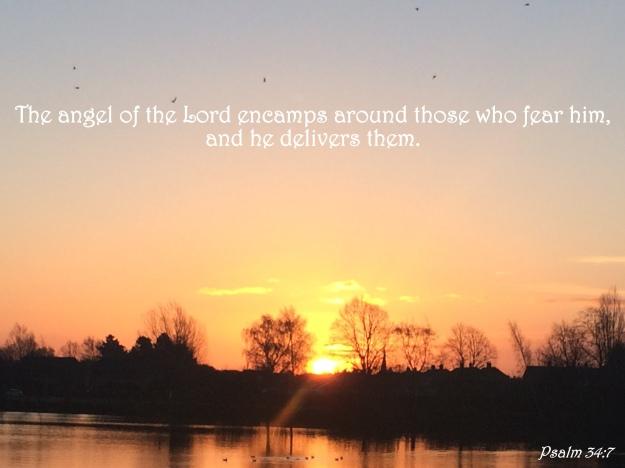 Psalm 34:7