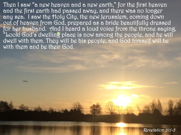 Revelation 21:1-3
