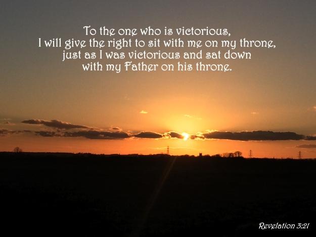 Revelation 3:21