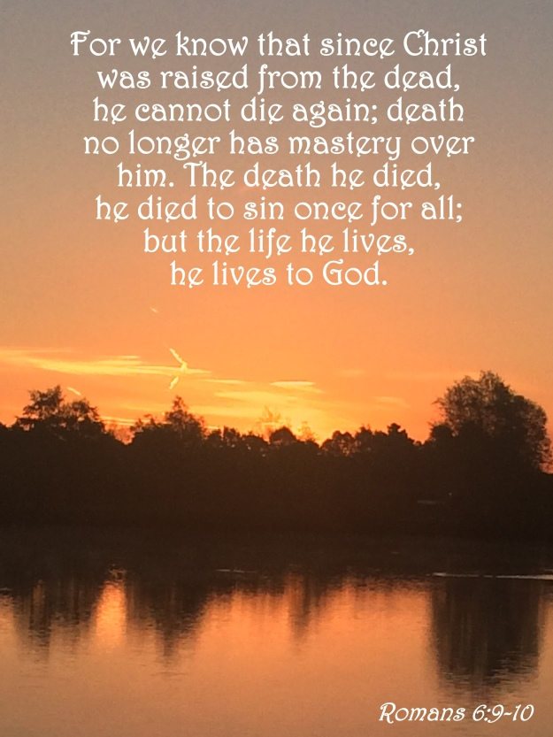 Romans 6:9-10