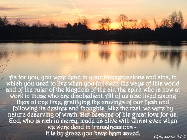 Ephesians 2:1-5