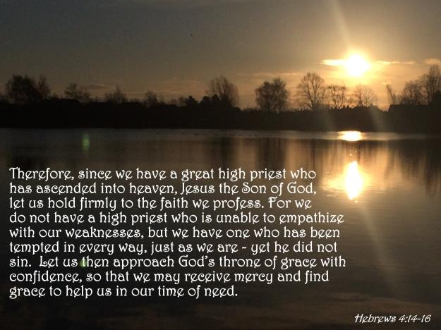 Hebrews 4:14-16