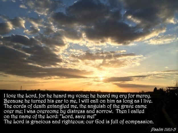 Psalm 116:1-5