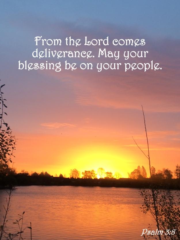 Psalm 3:8