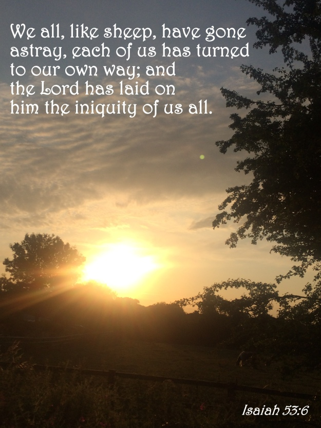 Isaiah 53:6