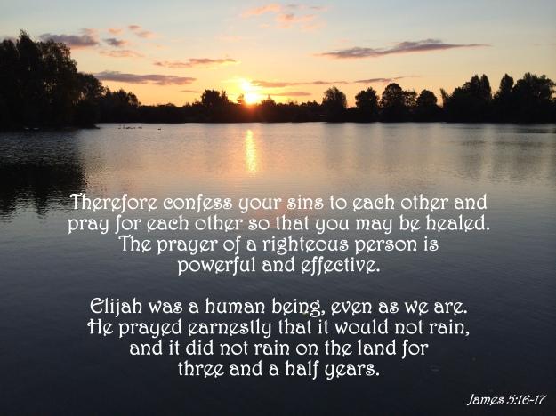 James 5:16-17