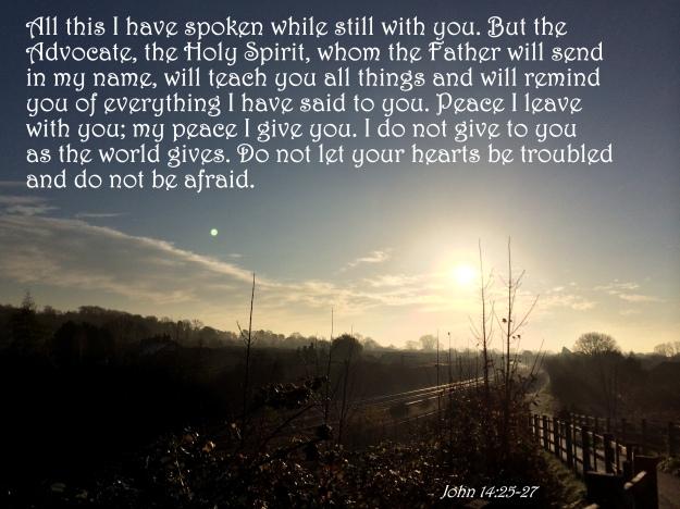 John 14:25-27